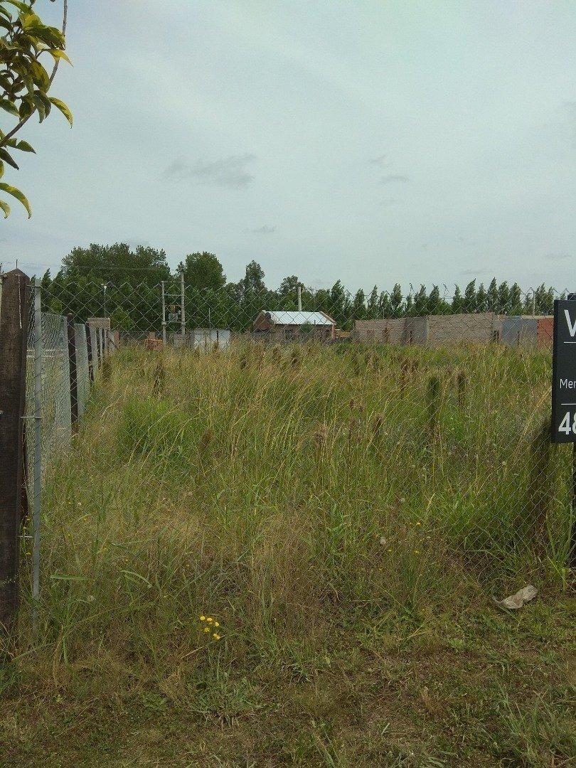 oportunidad - se vende terreno en troncales del sur alvear posesion inmediata