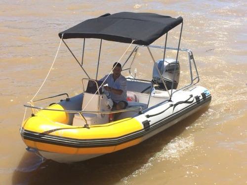 oportunidad shark 500 mercury 75 4t equipada full s/trailer