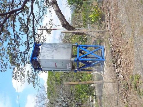 oportunidad tanque de acero inoxidable para agua,leche etc.