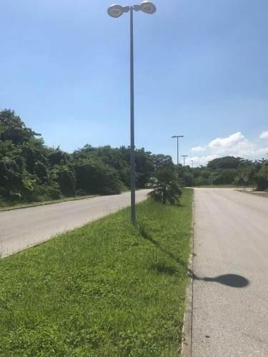 oportunidad terreno con anteproyecto en cancún c2332