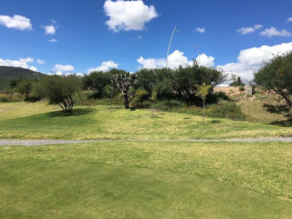 oportunidad terreno en campo de golf