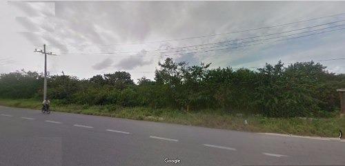 oportunidad! terreno en venta en la carretera en akumal p1326