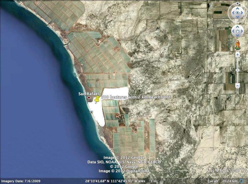 oportunidad, terreno en venta en sonora 523 hectáreas