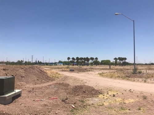 oportunidad terreno en venta por museo desierto en delicias