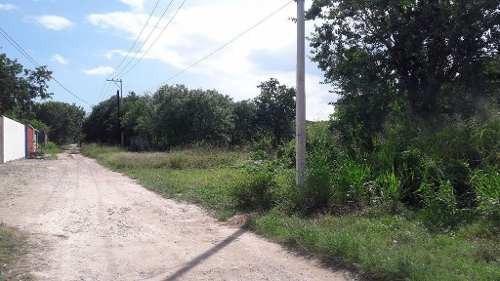 oportunidad terrenos con alta plusvalía en cancun  c1634