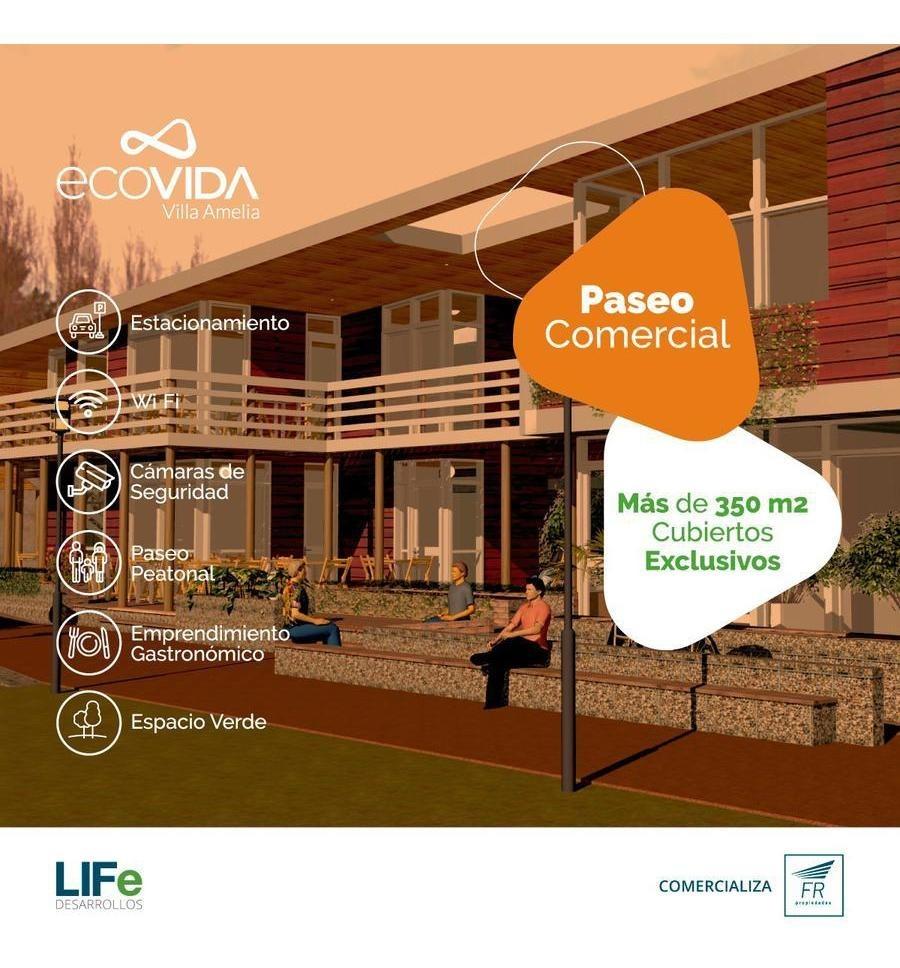 oportunidad: terrenos con financiación propia pre venta - villa amelia