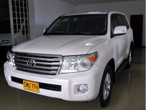 oportunidad toyota lc200 2016 full equipo imperial