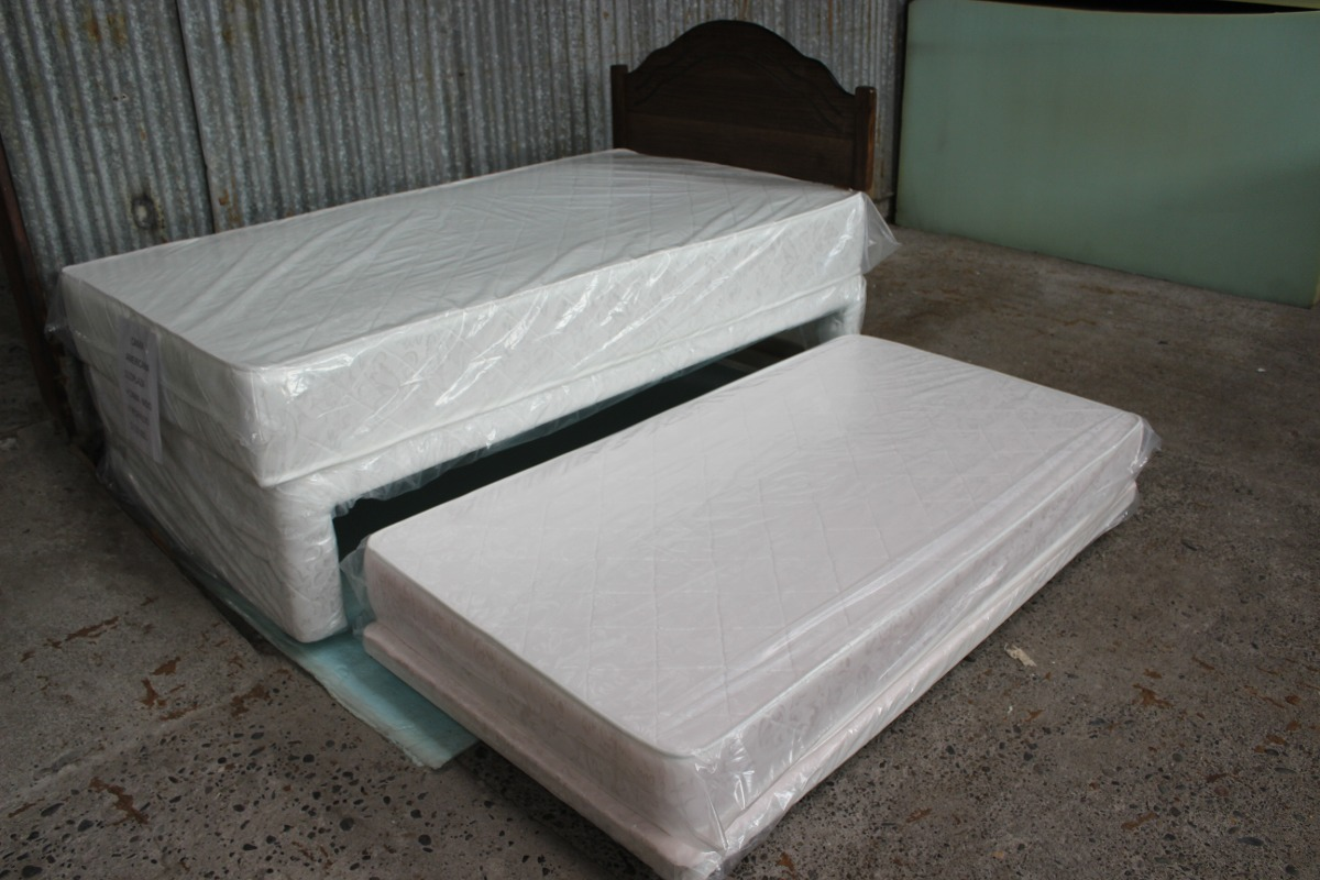 Oportunidad unica cama nido 1 1 2 plaza en for Camas nido para adultos