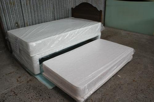 oportunidad unica cama nido 1 1/2 plaza