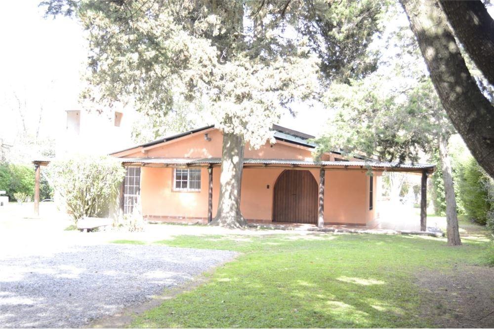 oportunidad única casa quinta de 4200mts rodríguez
