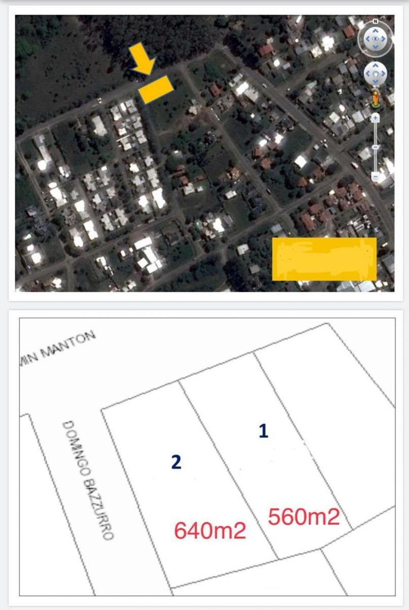 oportunidad unica, hermoso terreno, 560 m2,cerca de la rambla, financia