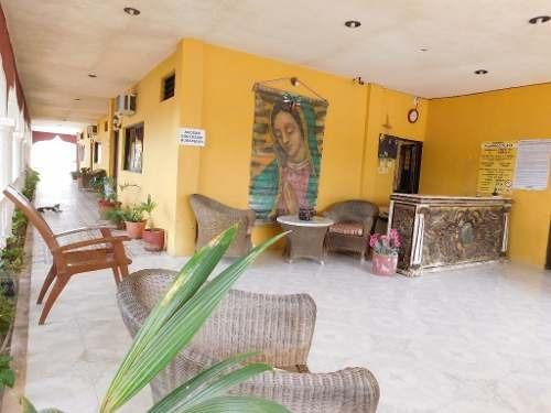 ¡oportunidad única! hotel en venta en celestún
