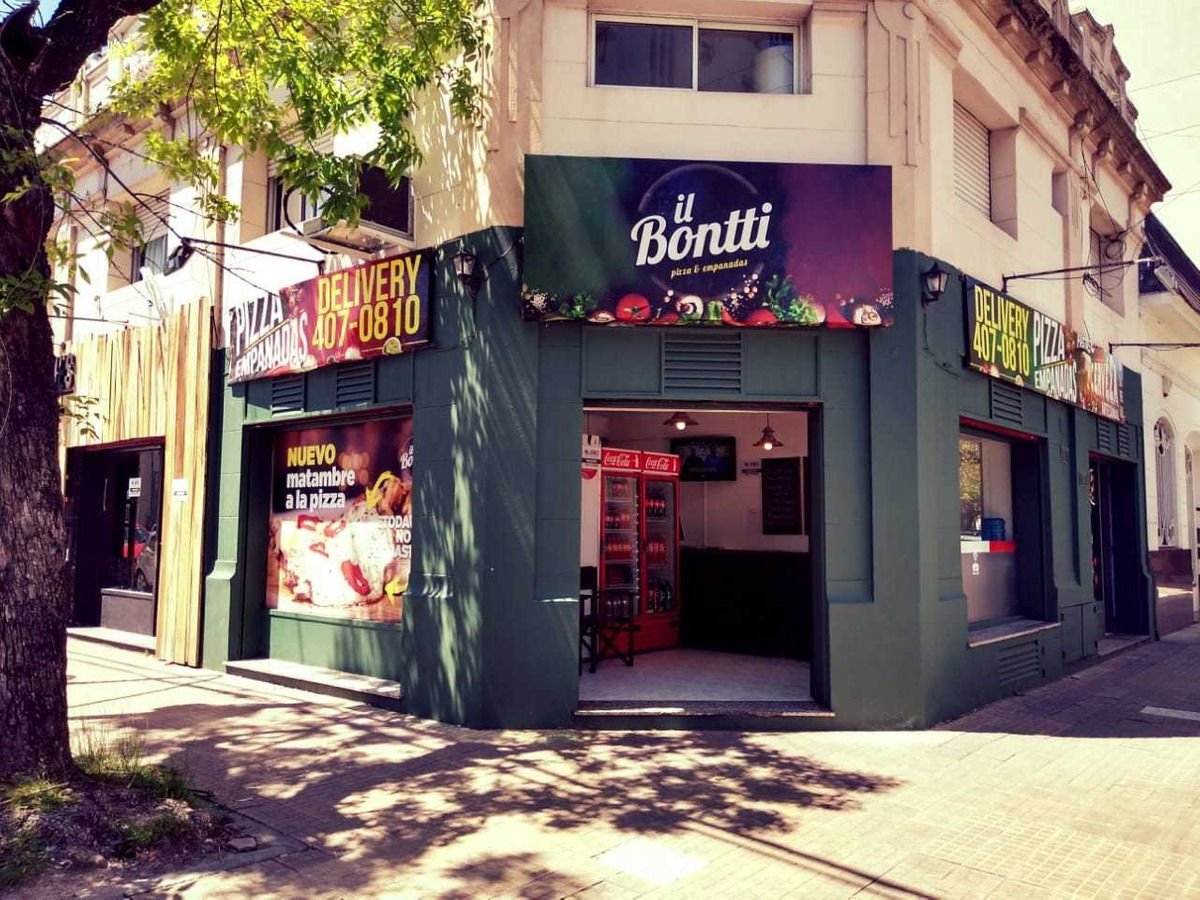 oportunidad!!! vendo pizzeria ilbontti y cervezeria mr jones