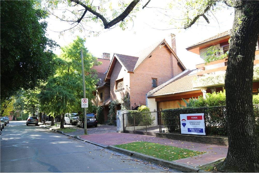oportunidad - venta casa beccar, 4 cuartos