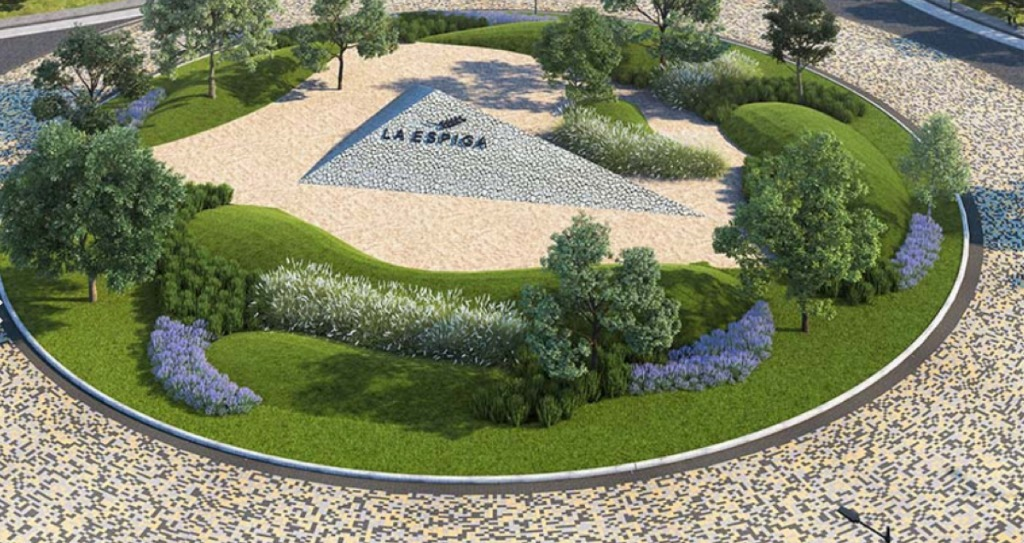 ¡oportunidad! venta de terreno en la espiga residencial, de los desarrolladores de el campanario.