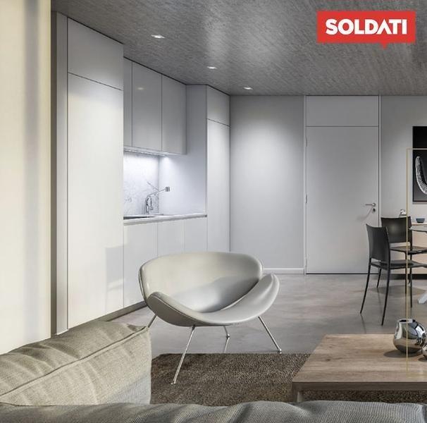 oportunidad  venta departamento 2 ambientes en edificio alma duc - montevideo - uruguay