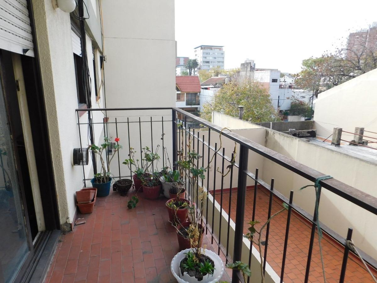oportunidad venta departamento 3 amb c/ balcón flores!!