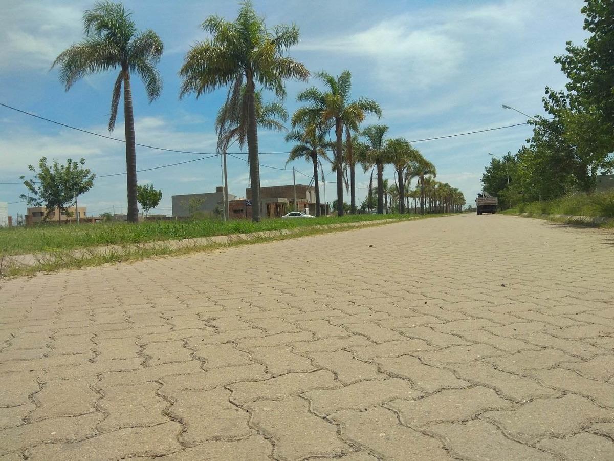 oportunidad. venta en barrio abierto tierra de sueños puerto gral san martin. terrenos de 288 m2. financiacion.