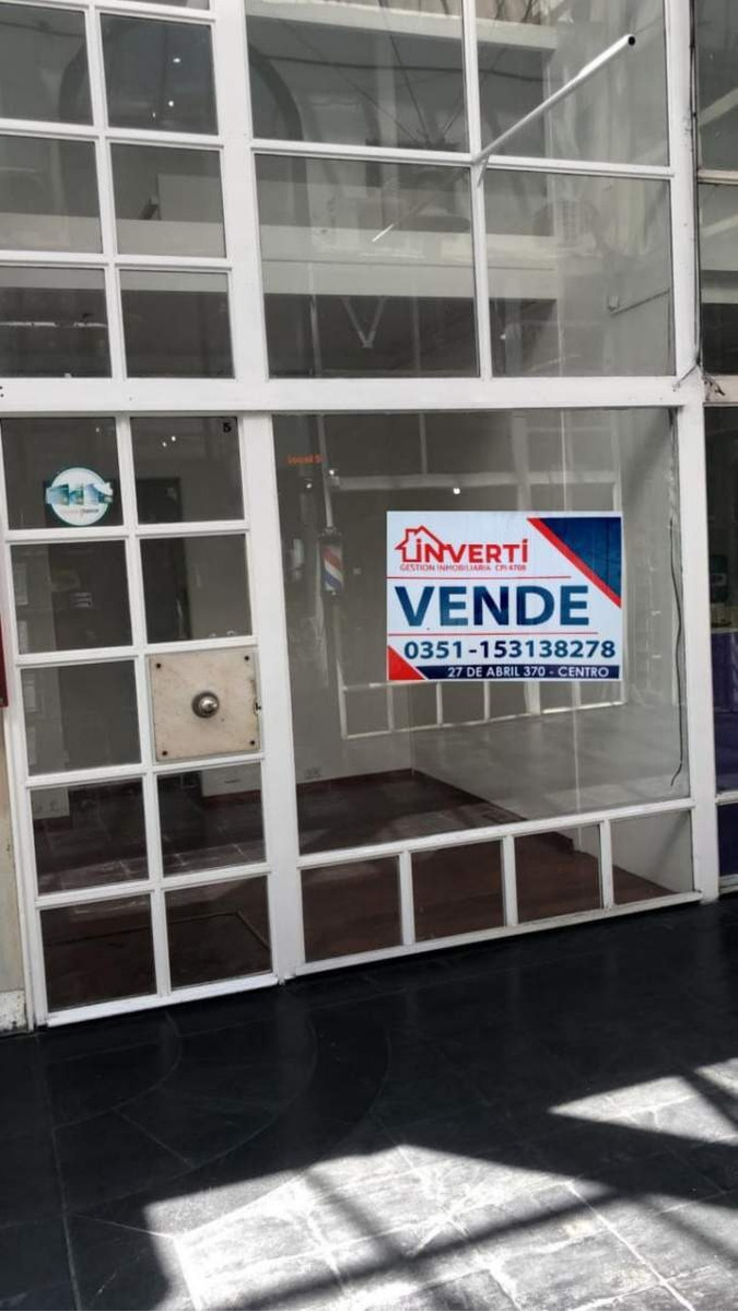 oportunidad venta local centro 2 plantas