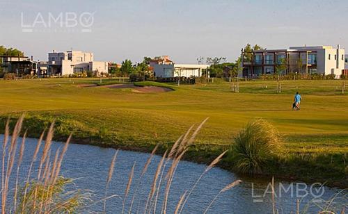 oportunidad! venta lote en estancias del pilar - golf