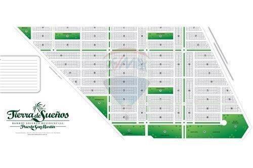 oportunidad!!! venta lote financiado-tierra de sueños puerto general san martin