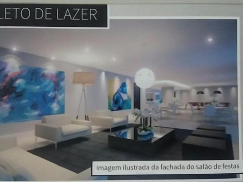 oportunidade apartamento 1 dorm, vila guilhermina, praia grande. - codigo: ap5464 - ap5464