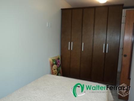 oportunidade apartamento 1 dormitório reformado. - 448