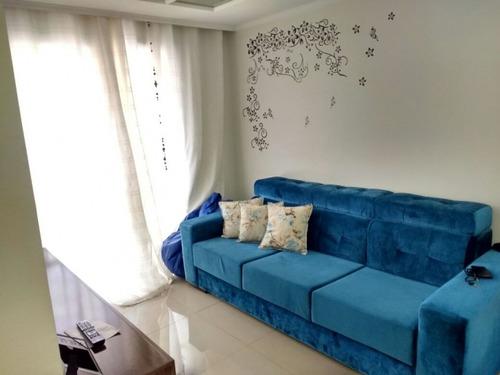 oportunidade apartamento 56 m²  entrar e morar santo andré - 936
