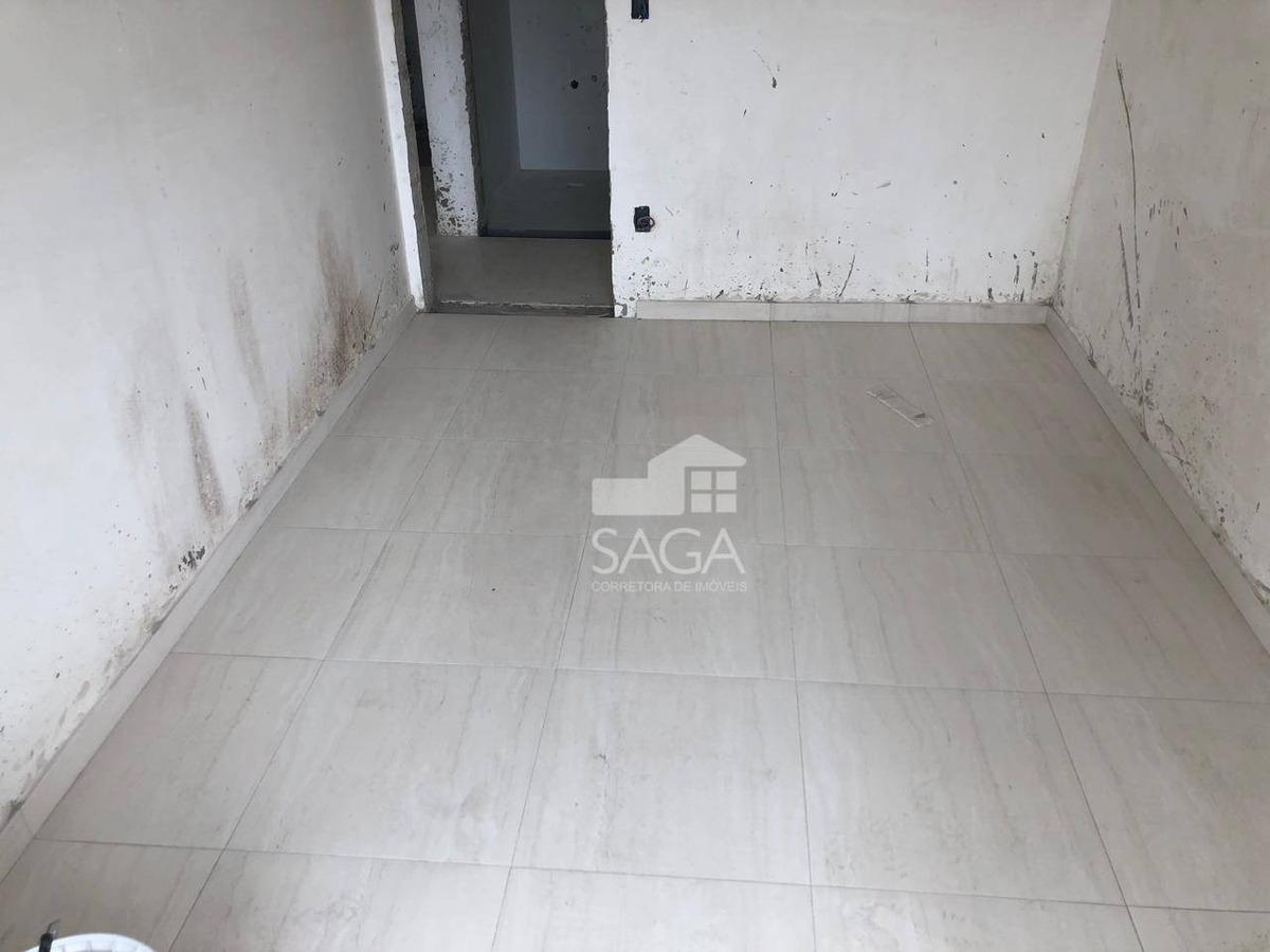 oportunidade! apartamento com 1 dormitório à venda, 57 m² por r$ 205.000 - vila guilhermina - praia grande/sp - ap2539