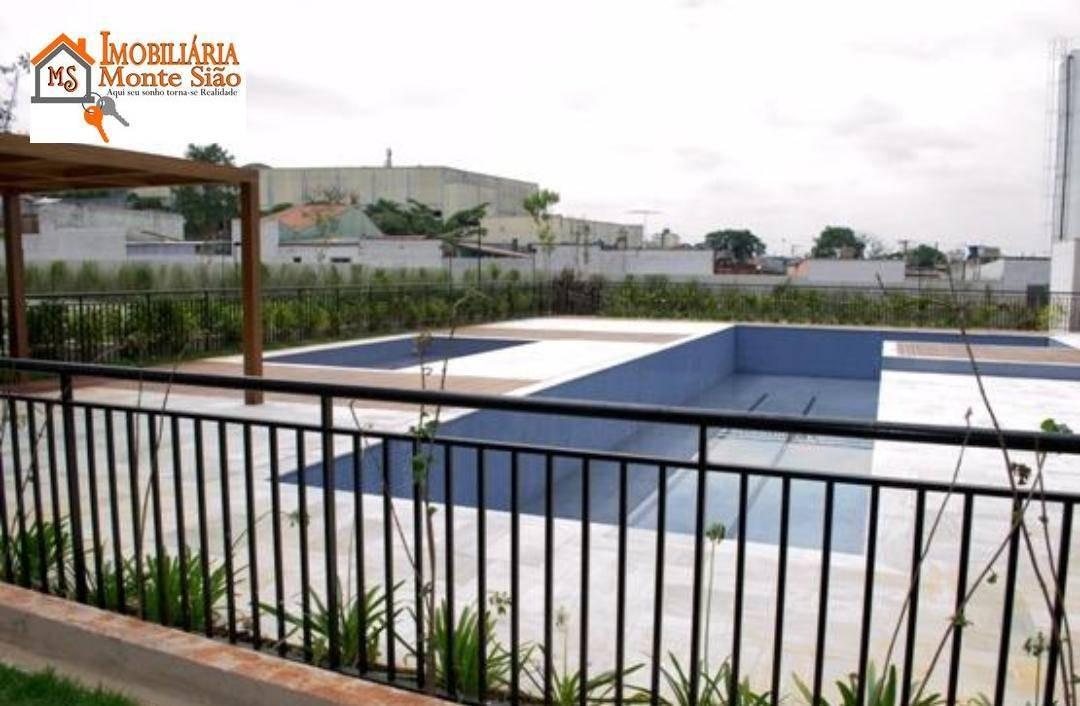 oportunidade apartamento com 2 dormitórios à venda, 44 m²  - cocaia - guarulhos/sp - ap1502
