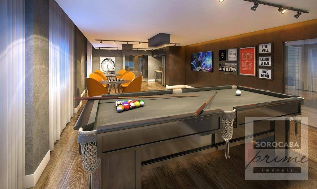 oportunidade apartamento com 3 dormitórios à venda, 96 m² por r$ 463.140 - condomínio residencial la vista moncayo - sorocaba/sp, valor promocional. - ap0206