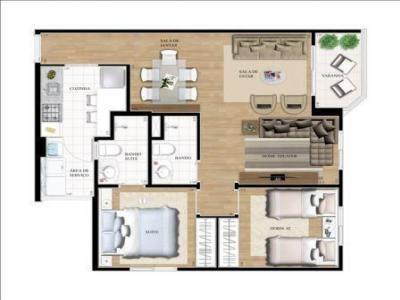 oportunidade apartamento com 3 dormts próx ao metro bresser