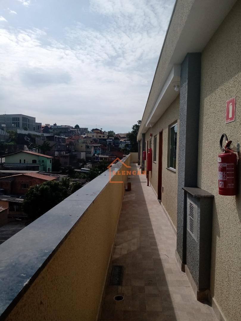 oportunidade apartamento com excelente localização com 2 dormitórios à venda, 40 m² por r$ 160.000 - itaquera - são paulo/sp - ap0246