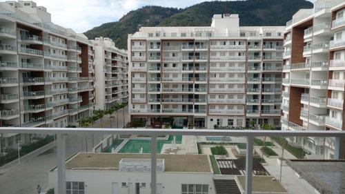 oportunidade!!! apartamento de 2 quartos no recreio- pronto