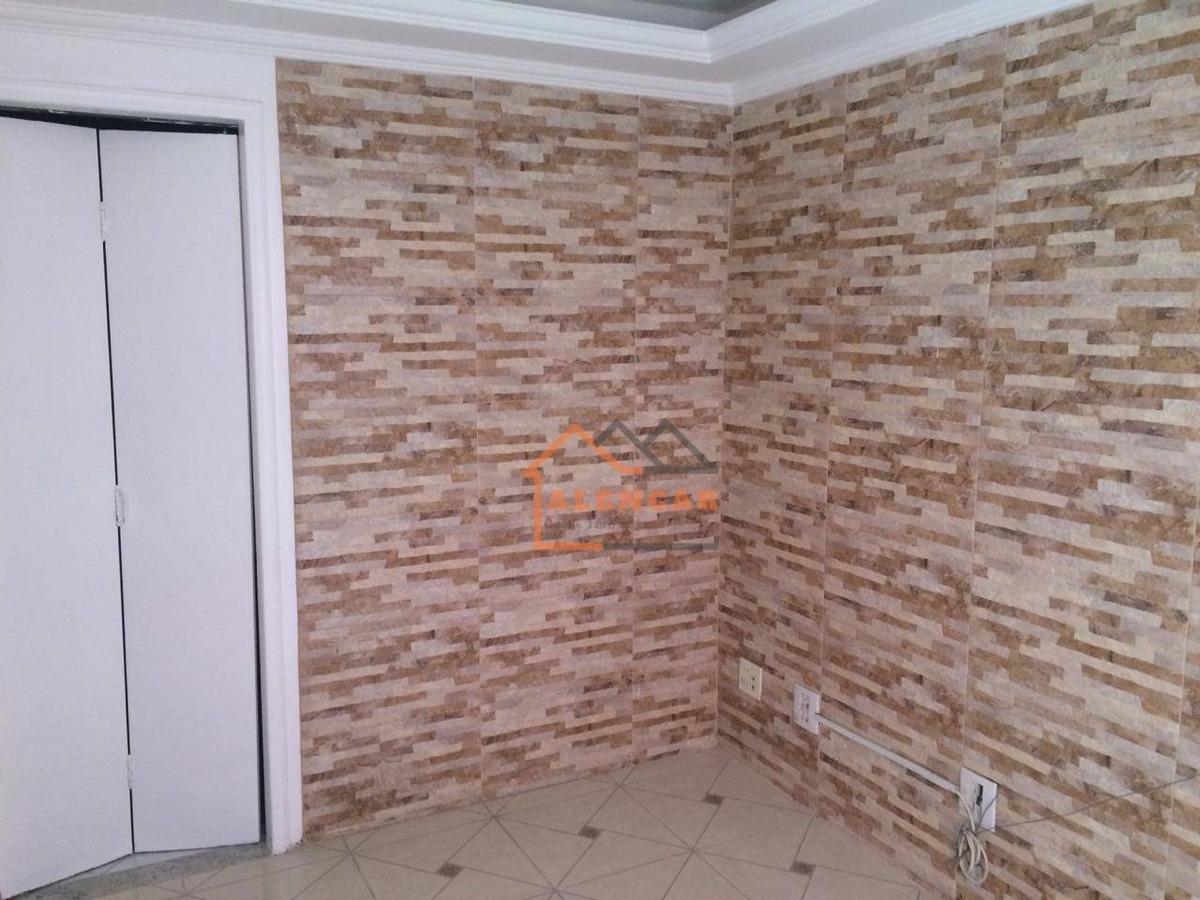 oportunidade apartamento excelente localização com 2 dormitórios à venda, 48 m² por r$ 150.000,00 - conjunto residencial josé bonifácio - são paulo/sp - ap0146