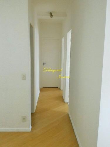 oportunidade! apartamento garde, com 3 dorms - claudio 78899