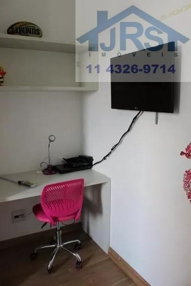 *oportunidade* apartamento no condomínio parque barueri, de 105m² - ap1755