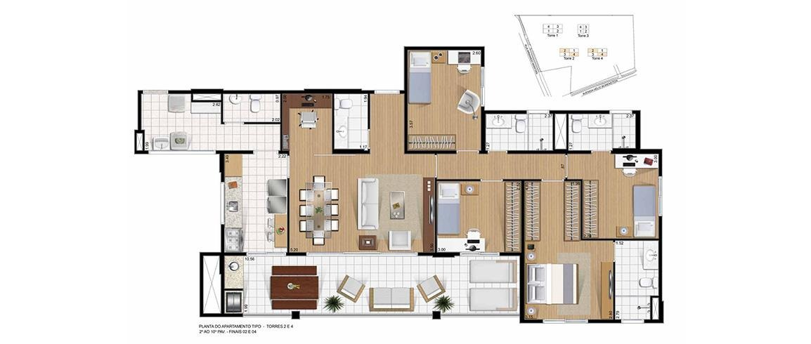 oportunidade apartamento reserva itapety, vila oliveira