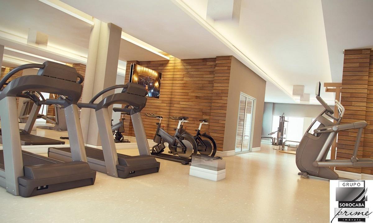 oportunidade apartamento à venda no residencial vancouver homes, 78 m² com excelente localização próximo ao shopping iguatemi. - ap00202 - 67650264