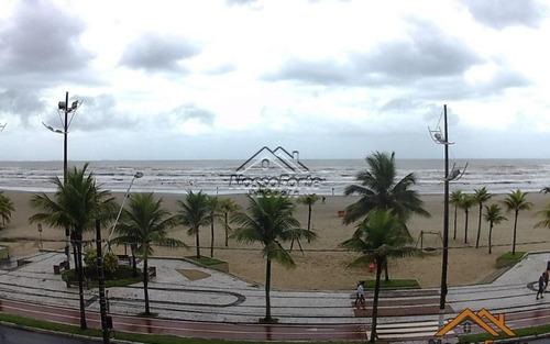 oportunidade apartamento vista para o mar na tupi em praia grande