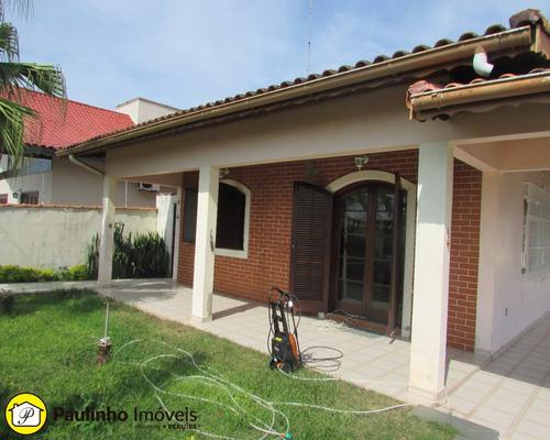 oportunidade casa em 2 lotes com piscina na praia de peruíbe - ca02656 - 4792846