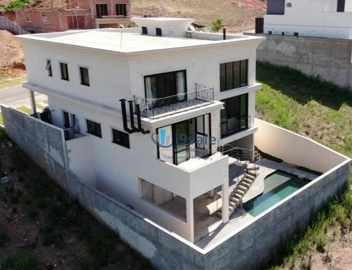 oportunidade! casa à venda com piscina, condomínio urbanova, são josé dos campos - ca1047. - ca1047