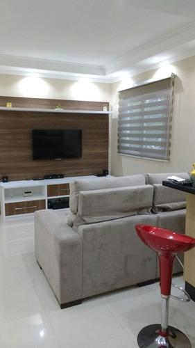 oportunidade cobertura 152 m² b. campestre santo andré - 962