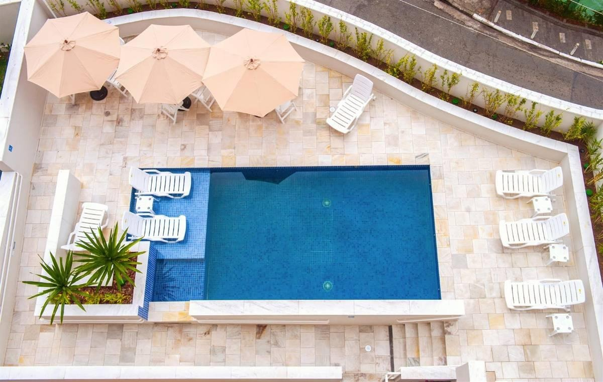 oportunidade cobertura penthouse 129m² 3 dorms 3vgs scsul