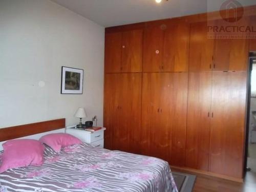 oportunidade com 4 dormitórios e 2 vagas - ca0297