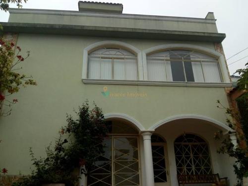 oportunidade comercial e/ou residencial para venda no bairro vila ré, terreno de 400 ms2, com casa antiga na frente e lindo sobrado aos fundos - 3447