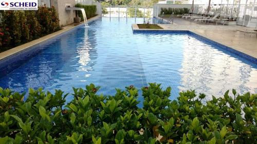 *oportunidade* condomínio nova américa: apto com 100 m² com 3 dormitórios s/1 suíte, 2 vagas. - mc3833