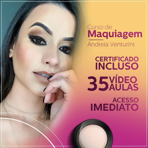 oportunidade: curso maquiagem e makeup na web