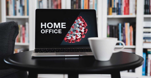 oportunidade de emprego home office