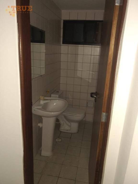 oportunidade de locação de salas prontas já com armários, ar condicionado split, sala de reunião, portas de vidro, banheiro pronto, 2 vagas de garagem - sa0183